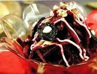 Буряковий салат з коріандром