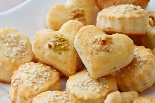 Сирне печиво: 5 рецептів