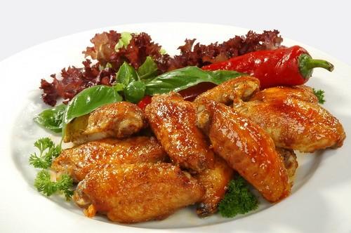 Такі прості і такі смачні курячі крильця