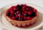 Тарталетки з фруктовою або ягідною начинкою