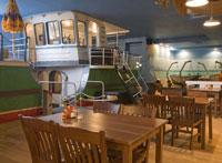 Tiki-bar: гавайський куточок у Москві