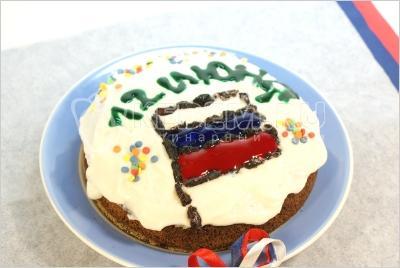Торт «День Росії»