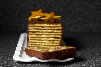 Торт «Добош» по-угорськи