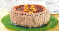 Торт «Гусячі лапки»
