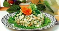 Торт з овочів