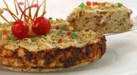 Торт з вермішелі