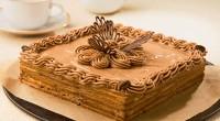 Торт «Кава з шоколадом»