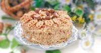 Торт «Лісовий»