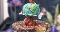 Торт «Любов'ю і єдністю збережемо нашу