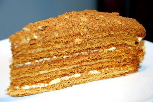 Торт Медовик - торт з дитинства