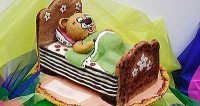 Торт «Світ Дитинства»
