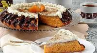 Торт «Морквяний»