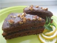 Торт «Негр»