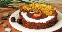 Торт «Негритянка»