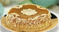 Торт з ароматом маракуї