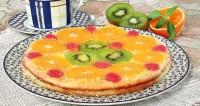Торт з желе
