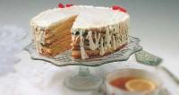 Торт «Сметанний»