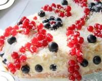 Торт «Смородинка»