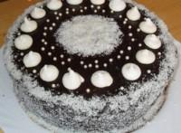 Торт «Снігова Прага»