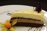 Торт «Три шоколаду»