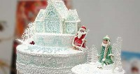 Торт «У Діда Мороза»