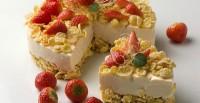 Тортик «Ягідки»