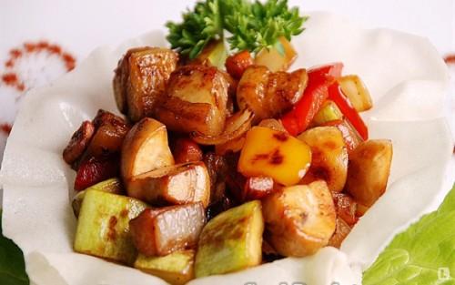 Традиції заготовок: овочеві соте на зиму