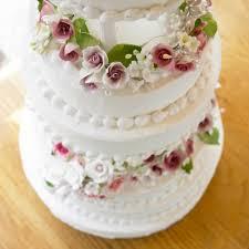 Традиційний весільний торт