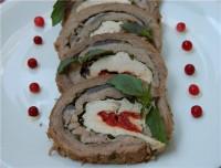 «Тріо» - м'ясний рулет з трьох видів мяса