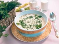 Туршу-сийир - річний суп по-азербайджанські