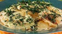 Тушкована картопля зі сметаною