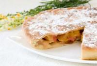 Творожно-яблучний пиріг (в мультиварці)