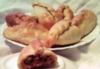 Сирно-рибні пиріжки