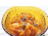 Гарбузове пюре з медом і корицею