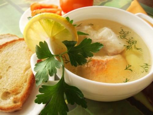 Вуха - рецепти приготування супу з різних кухонь світу