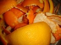 Варення з апельсинів або мандаринів
