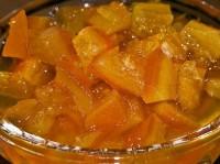 Варення з апельсинів з цедрою