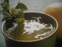 Варення з моркви, лимонів і бутонів календули