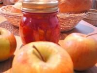 Варення яблучне просте