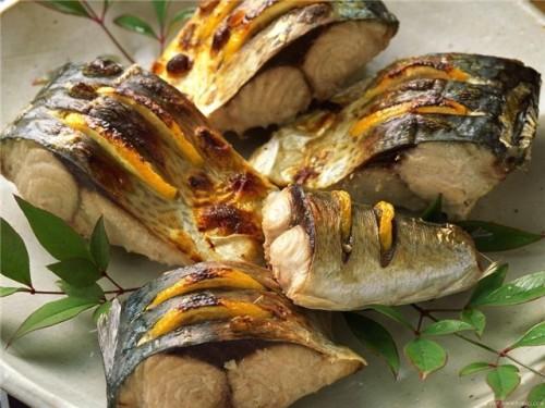 Ваш святковий стіл: риба з апельсинами