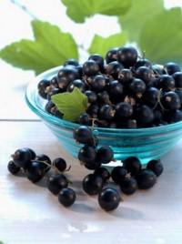 Вітамінний настій з плодів чорної і червоної смородини