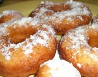 Повітряні сирні пончики