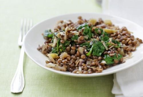 Другі страви з сочевиці - різноманітність кулінарних можливостей
