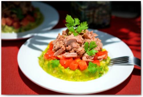 Другі страви з авокадо - різноманітність варіантів