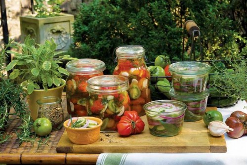 Заготовки: овочеві салати на зиму без оцту
