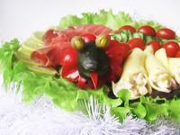 Закуска-асорті новорічна «Дракон»