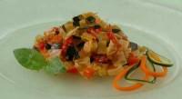 Закуска овочева з капустою