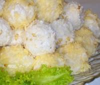 Закуска «Рафаелло» з куркою та горіхами