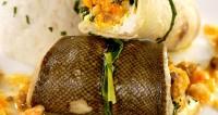 Закуска «Рибні завитки»