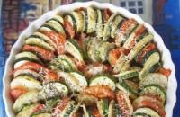Запечене овочеве асорті
